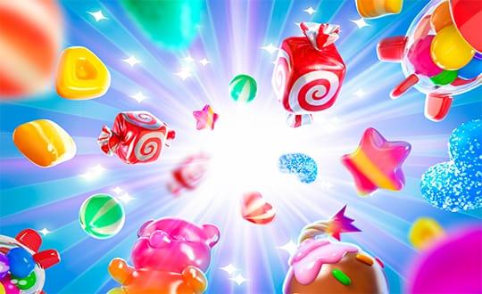 Candy Burst สล็อตภาพสวย