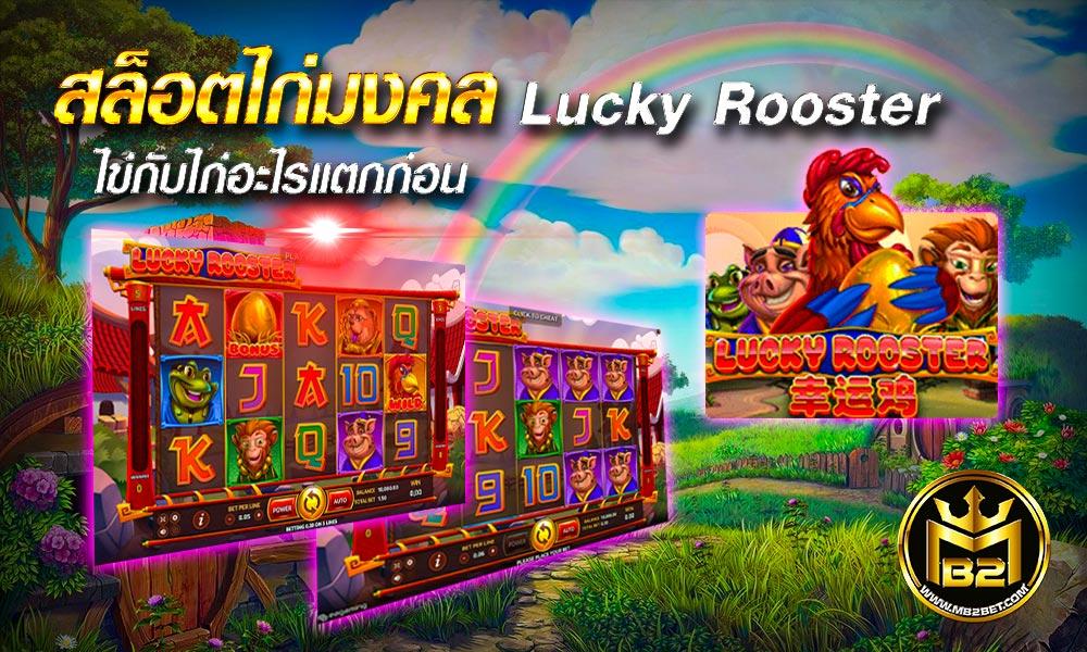 Lucky Rooster-ไก่มงคล